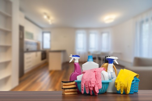 Tips for Bedroom and Kitchen Cleaning